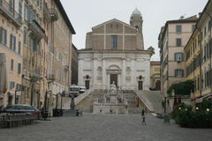 Ancona, Italy Stock Image