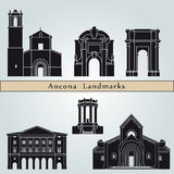 Ancona landmarks and monuments Stock Photo