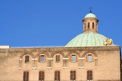 Ancona osserva Fotografie Stock