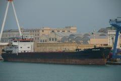 Ancona Port, Italy Stock Photo
