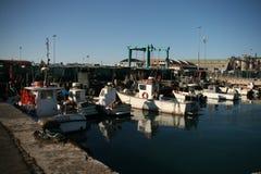 Ancona Port, Italy Stock Photos