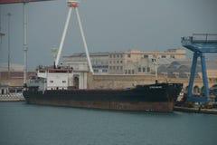 Ancona Port, Italy Royalty Free Stock Photos
