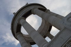 Ancona's Monument to the Fallen Stock Images