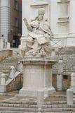 Ancona-Stadt, Italien Stockfotos