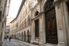 Ancona-Stadt, Italien Stockfotografie