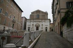 Ancona-Stadt, Italien Lizenzfreies Stockbild