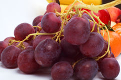 Ancora durata della frutta fresca Immagine Stock