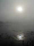 Ancora lago Fotografia Stock