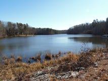 Ancora lago Immagine Stock Libera da Diritti
