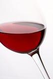 Ancora-vita con il vetro di vino fotografia stock libera da diritti