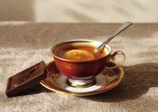Ancora vita con tè Immagine Stock Libera da Diritti