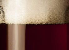 Ancora vita con un barile di birra Immagini Stock Libere da Diritti