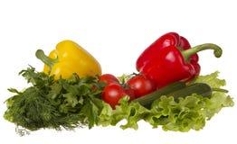 Ancora vita delle verdure Immagine Stock Libera da Diritti