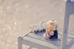 Ancora vita floreale Fotografia Stock