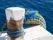 ancoraggio Fotografia Stock Libera da Diritti