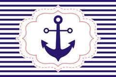 ancoraggio Immagine Stock Libera da Diritti