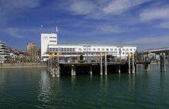 Ancoraggio a Friedrichshafen Fotografia Stock
