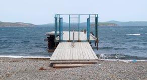 ancoraggio Isola Reineke, Vladivostok Fotografie Stock