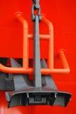 Ancre de bateau Photos stock