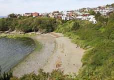 Ancud, Chiloe-Insel, Chile lizenzfreie stockfotos