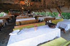 Ancuta terrace Royalty Free Stock Photo