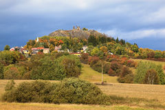 Andělská Hora (Mount Angel) Royalty Free Stock Photos