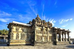 Andal Temple, Belur, India Stock Image