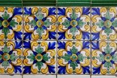 Andalou Azulejo photos libres de droits