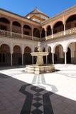 andalousian дворец Стоковое Фото