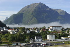 Andalsnes, Norway Stock Image