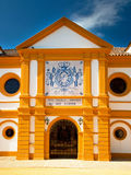 andaluc艺术骑马皇家学校 库存图片