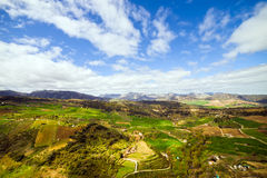 Andalucia Landscape Stock Images