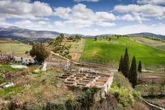 Andalucia Landscape Royalty Free Stock Photos