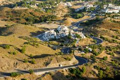 Andalucia in Spain Royalty Free Stock Photography