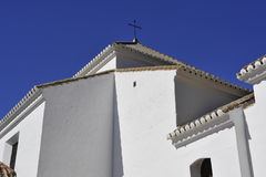 Andalucian Church Stock Photography