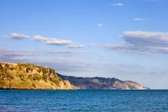 Andalusia Coastline in Spain Stock Photo