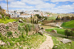 Andalusia Countryside in Spain Royalty Free Stock Photography