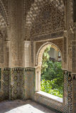 Andalusia, Granada, Alhambra Royalty Free Stock Image