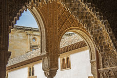 Andalusia, Granada, Alhambra Stock Photography