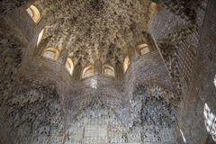 Andalusia, Granada, Alhambra Stock Photos