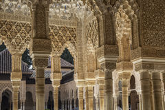 Andalusia, Granada, Alhambra Royalty Free Stock Images