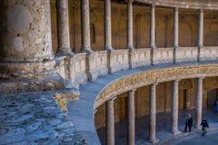 andalusia Granada Spain Zdjęcia Stock