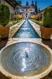 andalusia Granada Spain Fotografia Stock