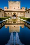 andalusia Granada Spain Zdjęcie Royalty Free