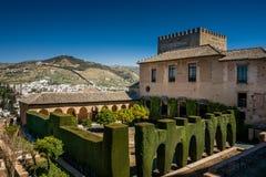 andalusia Granada Spain Fotografia Royalty Free