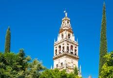 Andalusia i swój skarby artystyczna architektura obraz stock