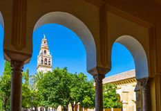 Andalusia i swój skarby artystyczna architektura obrazy stock