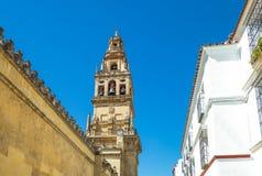 Andalusia i swój skarby artystyczna architektura zdjęcia stock