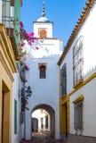 Andalusia i swój skarby artystyczna architektura zdjęcia royalty free