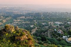 Andalusia landscape Royalty Free Stock Photo